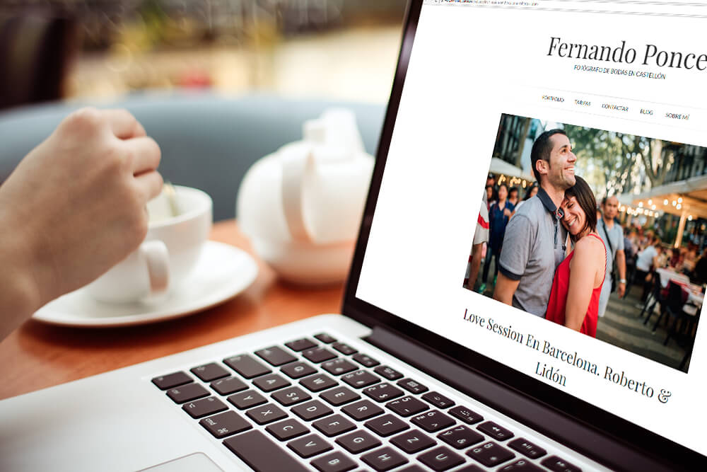 Proyecto Fotografo de Bodas Fernando Ponce